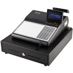 Registrierkasse Multi Data ER-920 mit Flachtastatur / 150 Tasten