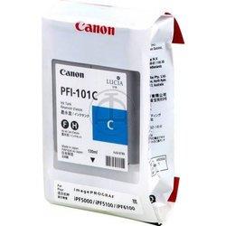 Tinte PFI-101C, cyan für IPF 5000, IPF 5100,IPF 6000S,IPF 6100,
