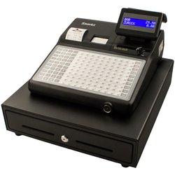 Registrierkasse Multi Data ER-940 mit Flachtastatur / 150 Tasten / 2 Druckwerke