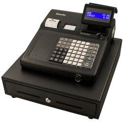 Registrierkasse Multi Data ER-945 mit Hubtastatur / 63 Tasten / 2 Druckwerke