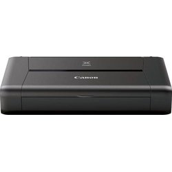 Tintenstrahldrucker Canon 9596B009 PIXMA IP110 ohne Akku Mobiler Drucker inkl. UH