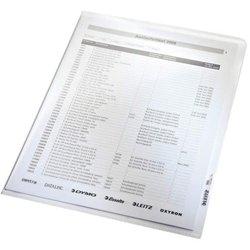 Sichthülle A4 Extra Stark transparent 160my