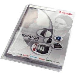 Sichthülle Maxi A4 transparent 200my