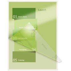 Laminier Folientaschen A3 UDT 100 mic glasklar