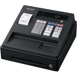 Registrierkasse XE-A137BD schwarz mit Thermodruckwerk und 30 Hubtasten
