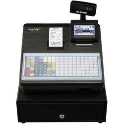 Registrierkasse Sharp SHAXEA217BD schwarz Thermodruckwerk 57,5mm