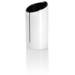 Stifteköcher eyestyle Kunststoff/Acryl weiß/schwarz