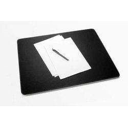 Schreibunterlage eyestyle Lederimitat 600x450x6mm weiß/schwarz