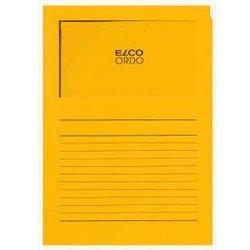 Organisationsmappe Ordo classico A4 goldgelb