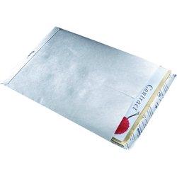 Versandtasche DIN C5 weiß  55g/m² 100St
