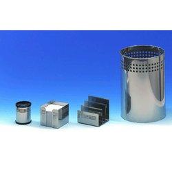 Schreibtisch-Set Wedo 68154 Novum Metall 4-teilig silber